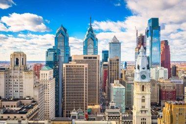 Philadelphia, Pennyslvania, USA Skyline