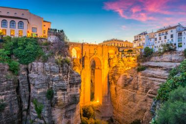 Ronda, Spain Old Town