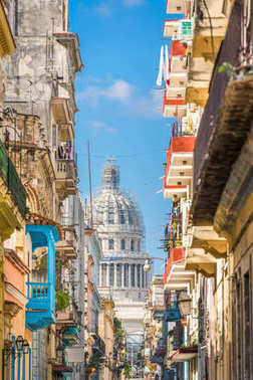 Havana, Cuba Capitolio