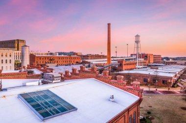 Durham, North Carolina, USA Skyline.