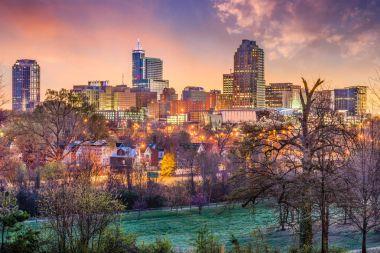 Raleigh, North Carolina, USA Skyline.