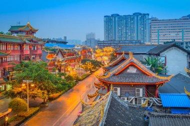 Chengdu, China Old Town