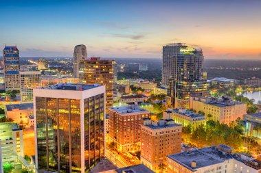 Orlando, Florida, USA Cityscape