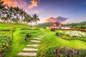 Fotografie Chaing Mai, Thailand Pavilion