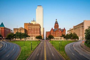 Dallas, Texas, USA Dealey Plaza