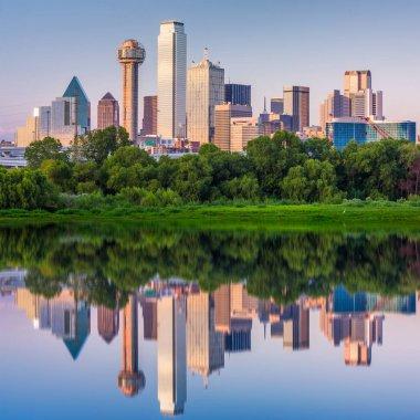 Dallas, Texas, USA Skyline