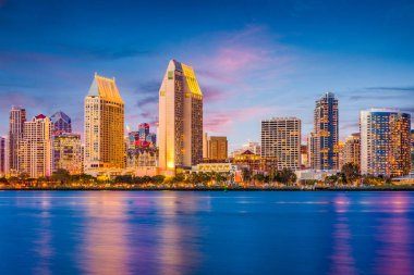 San Diego, California, USA Skyline