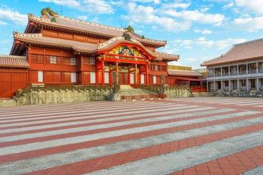 Historic Shuri Castle of Okinawa, Japan