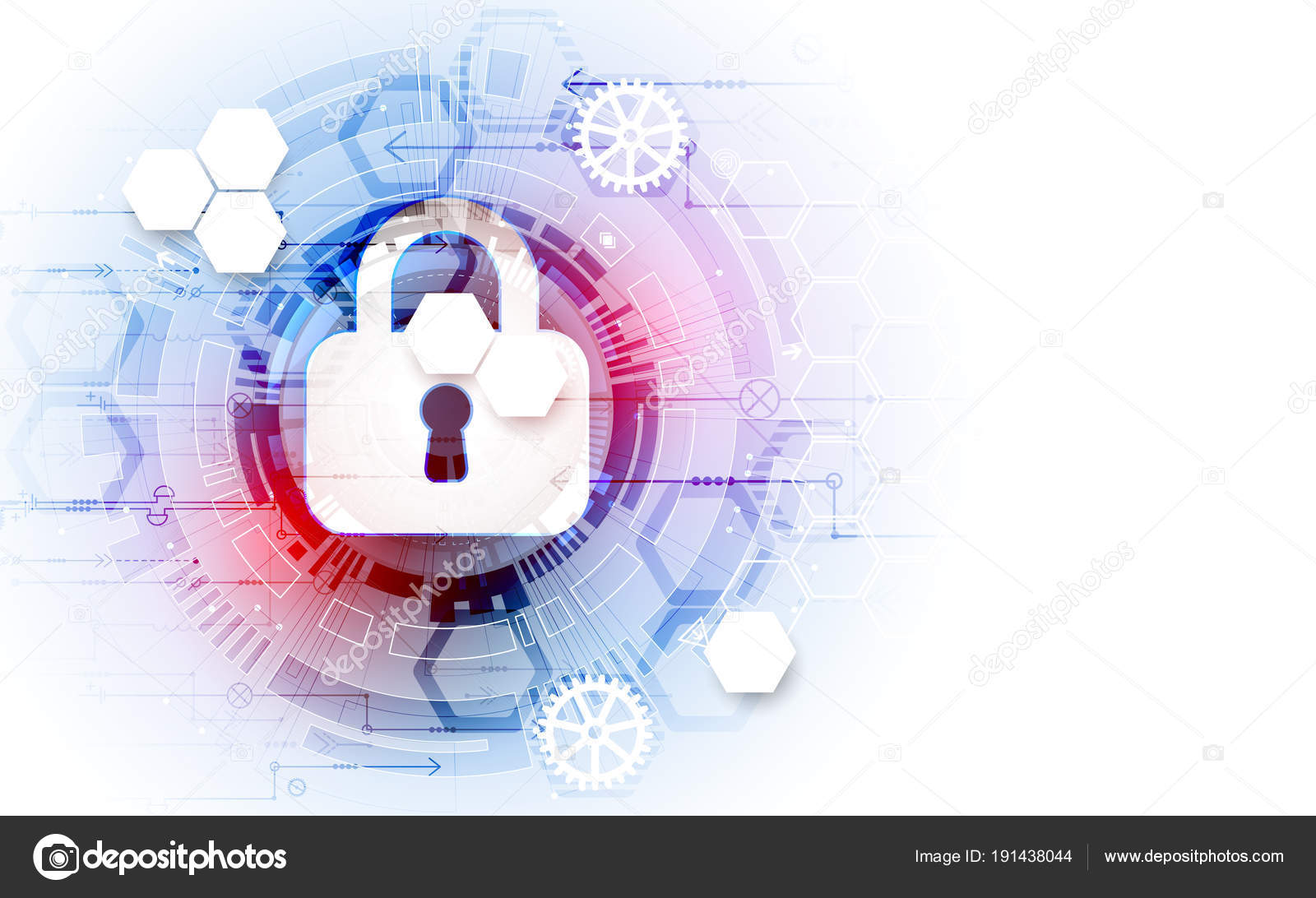 Secure Digital Space Virtual Confidential Structure Point Connection
