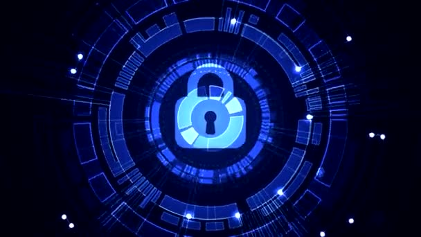 Ochranný koncept. Ochranný mechanismus, ochrana soukromí systému.