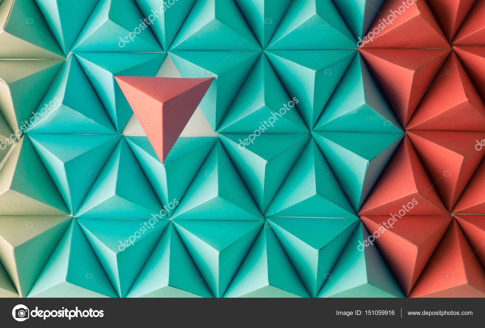 Abstrait Bleu Poly Papier Rouge Issu Du Fond Ttradre Utile Pour Les Cartes De Visite Et Le Web Image Shotsstudio