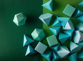 Fotografie Play time geometric forms