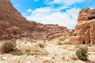 travel in Jordan
