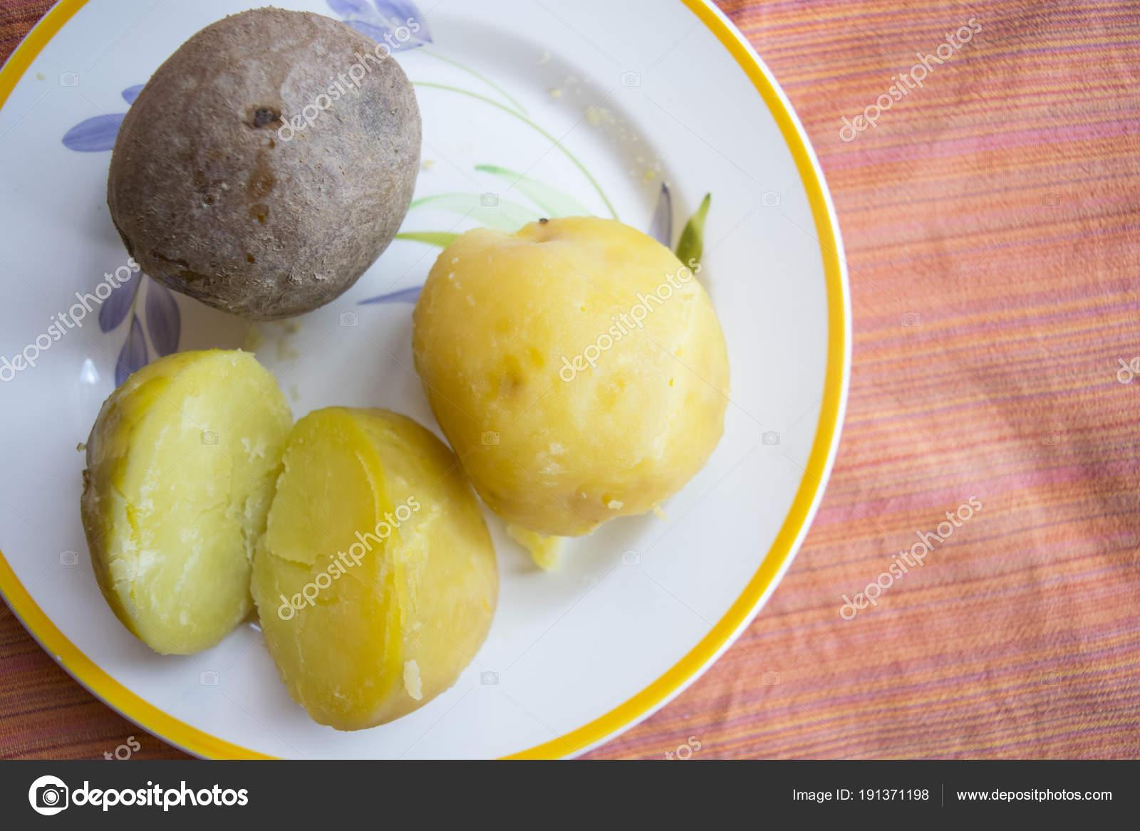 Patates Nasıl Soyulur