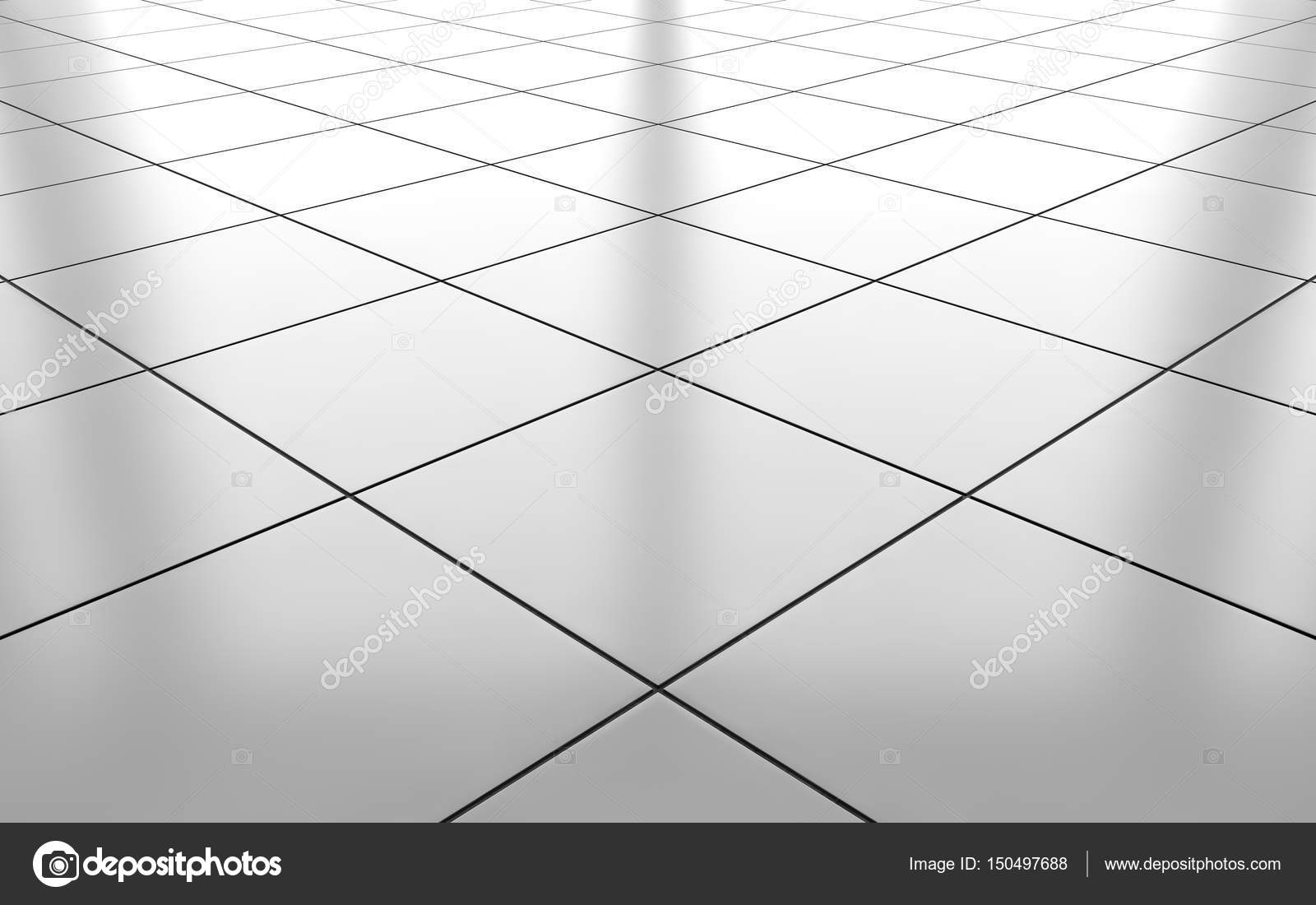 White glossy ceramic tile floor background 3d rendering stock white glossy ceramic tile floor background 3d rendering stock photo dailygadgetfo Image collections