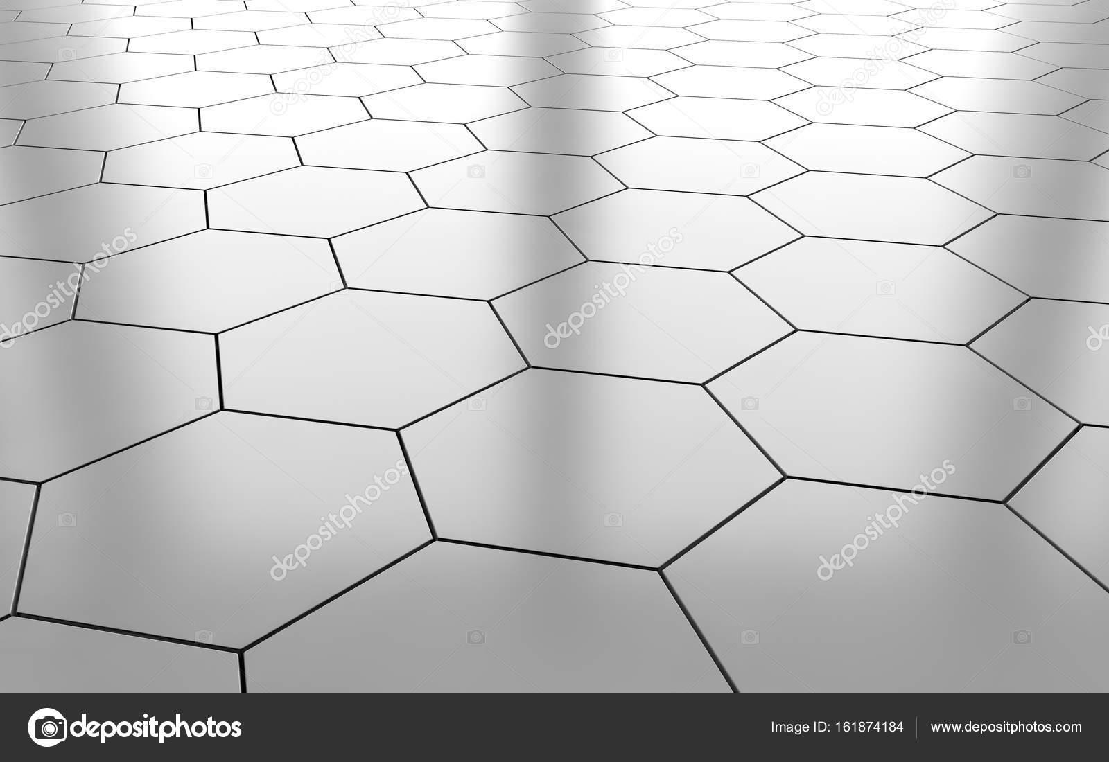 carrelage hexagonal blanc brillant id e votre maison 2019. Black Bedroom Furniture Sets. Home Design Ideas