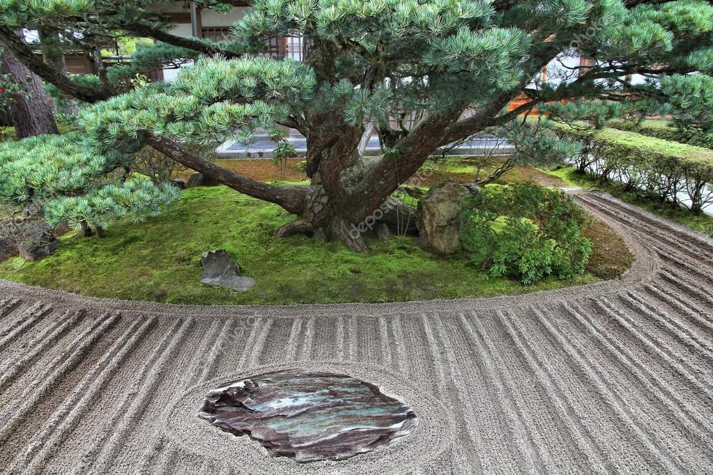 Zen garden - Buddhism