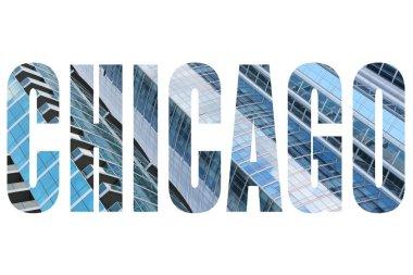 Chicago - travel sign