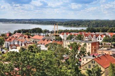 Gizycko, Poland town