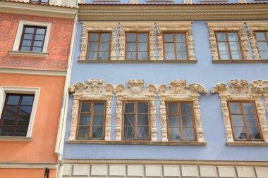 Lublin, Poland - city architecture