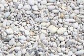 Fotografie Weißen Steinen in Korfu