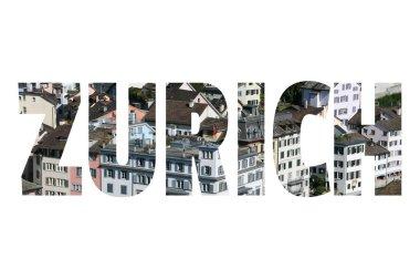 Zurich, Switzerland - travel sign