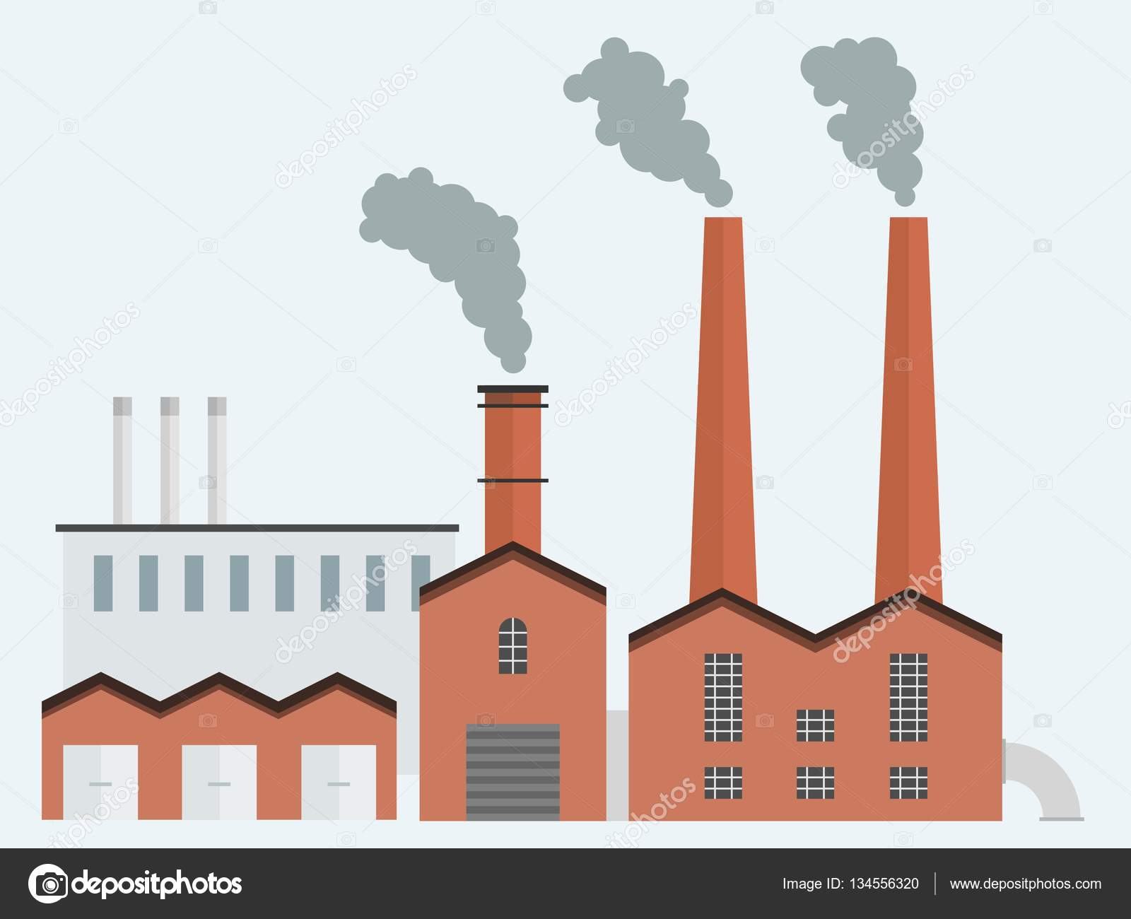 Factory Smokestack Cartoon | www.pixshark.com - Images ...