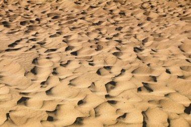 Beach sand in Greece