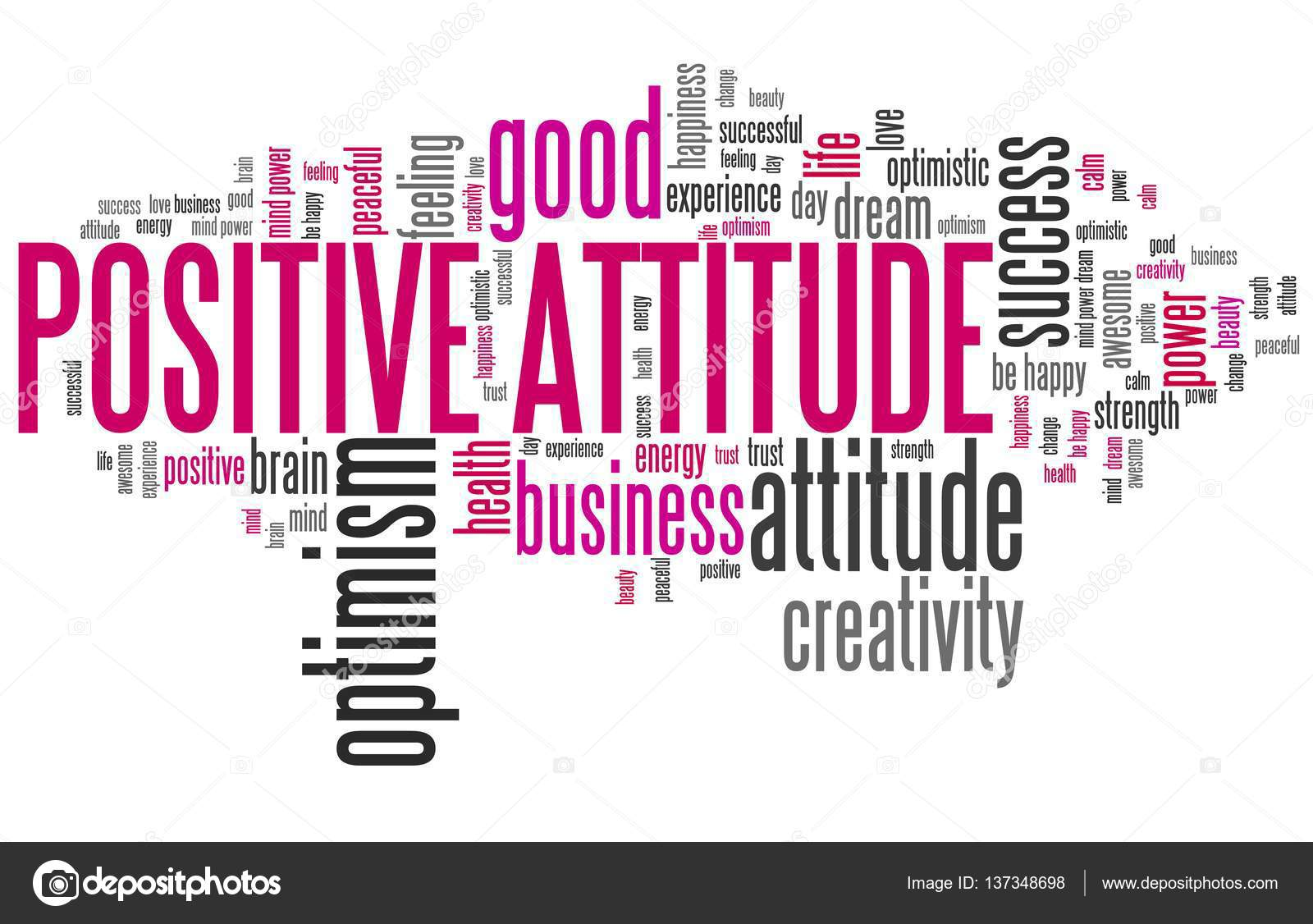 how to change attitude to positive