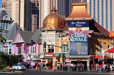 Vegas Strip casinos