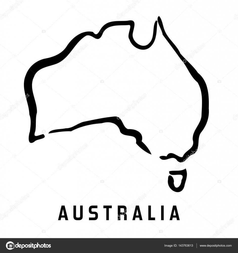 australia continent map clip art images