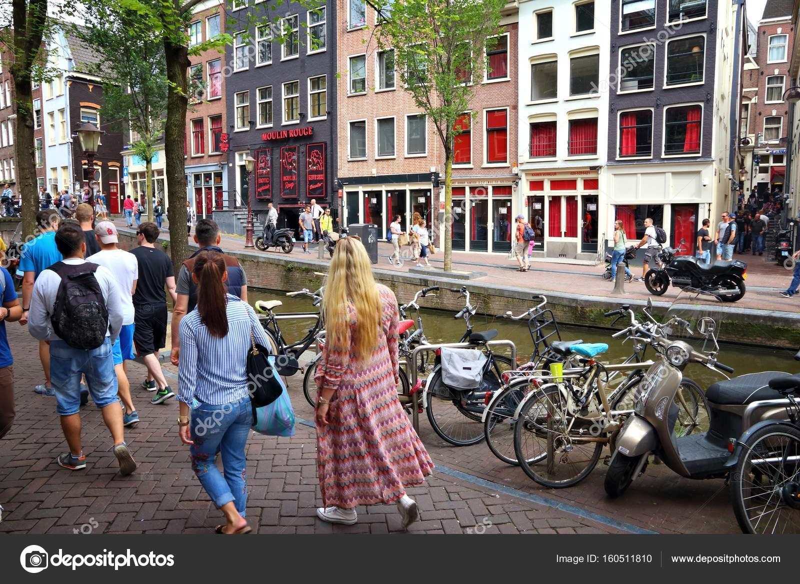 Licht Tour Amsterdam : Amsterdamer roter licht u redaktionelles stockfoto tupungato
