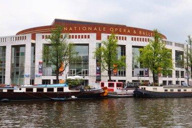 Stopera, Amsterdam, the Netherlands