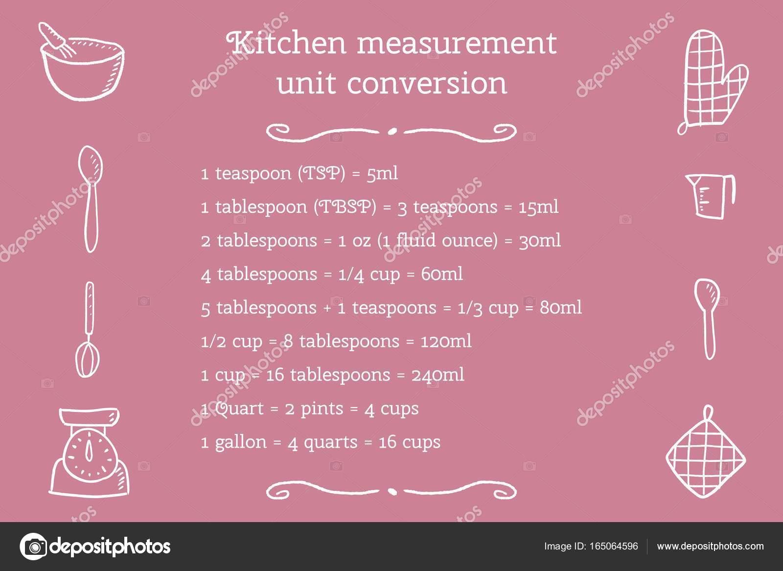 Kitchen Units Illustration Stock Vector Tupungato 165064596