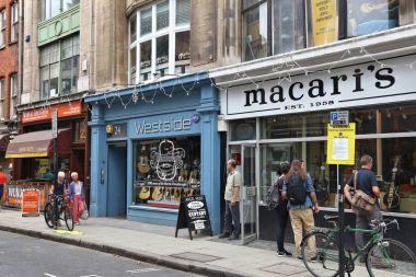 London music shops