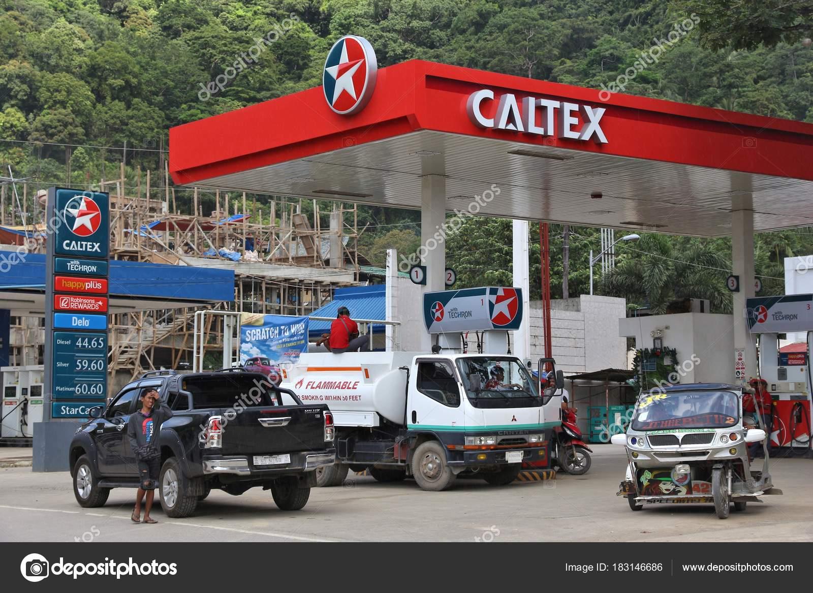 bensinstation till salu