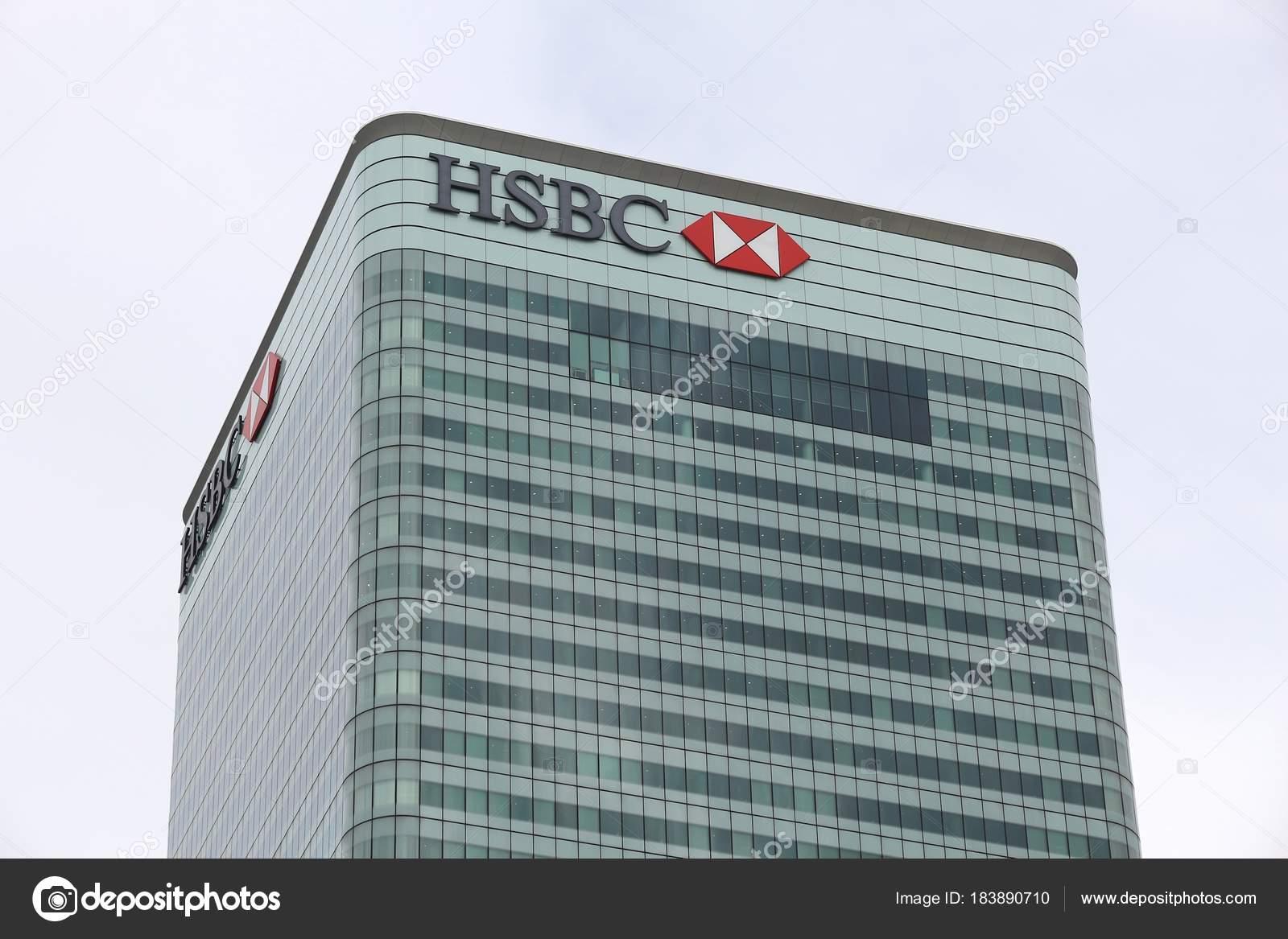 HSBC - United Kingdom – Stock Editorial Photo © tupungato #183890710