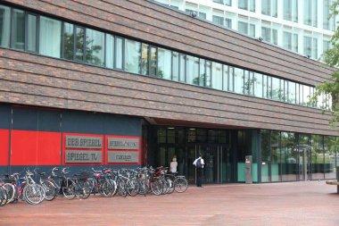 Der Spiegel office