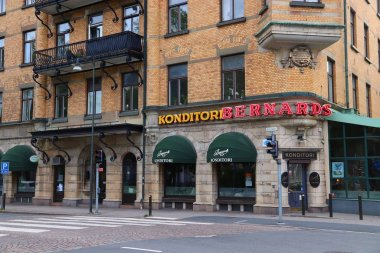 Swedish confectionery shop and cafe