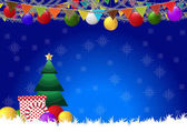 Christmas vector background vector illustration