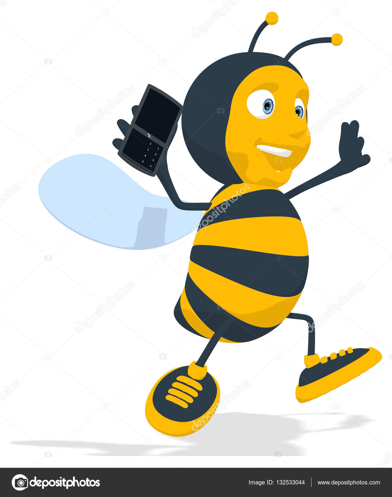 Bumblebee On Phone Wiring Diagrams Fk946 Non Contact Ac Voltage Detector Circuit Bee Holding Stock Photo U00a9 Julos 132533044 Repair Palm Desert
