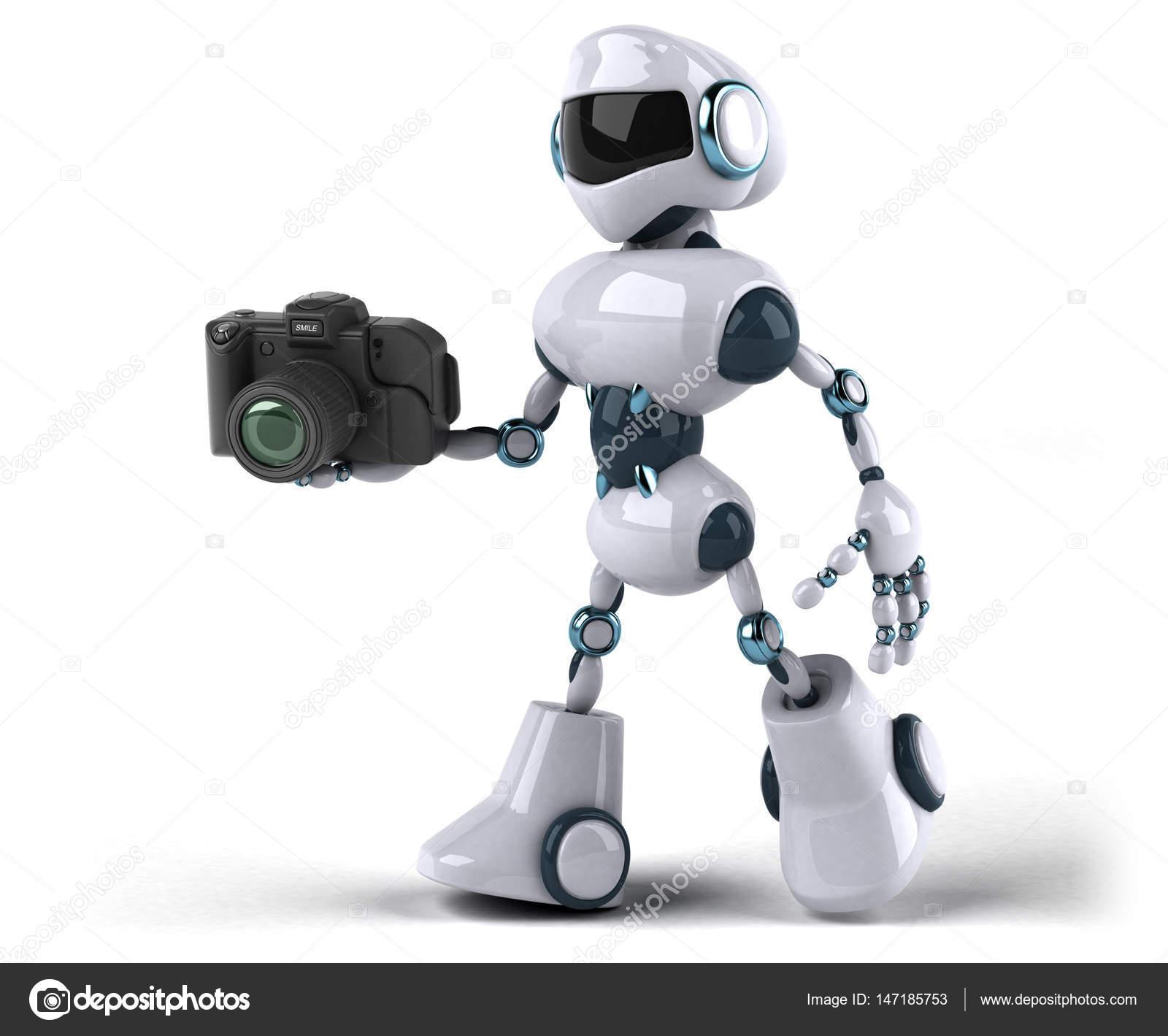 скачать фото робота