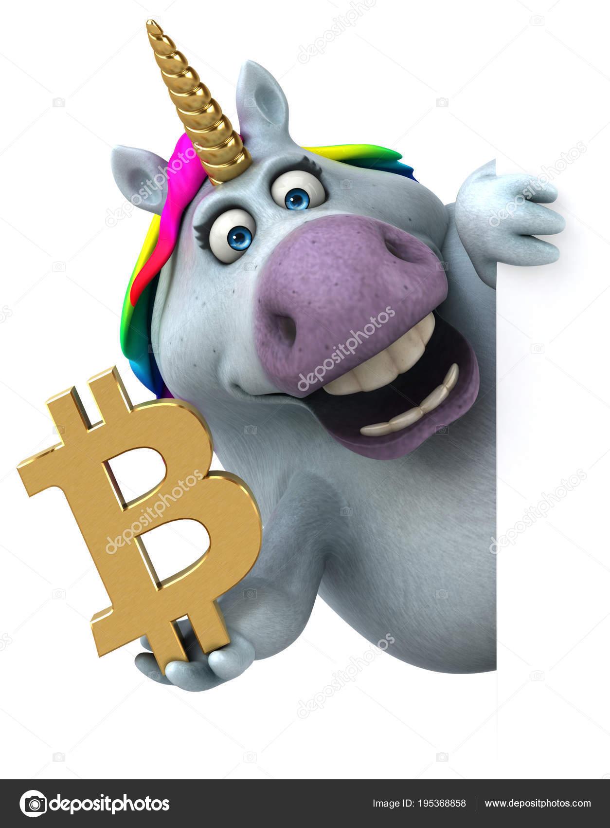 bitcoin unicorno