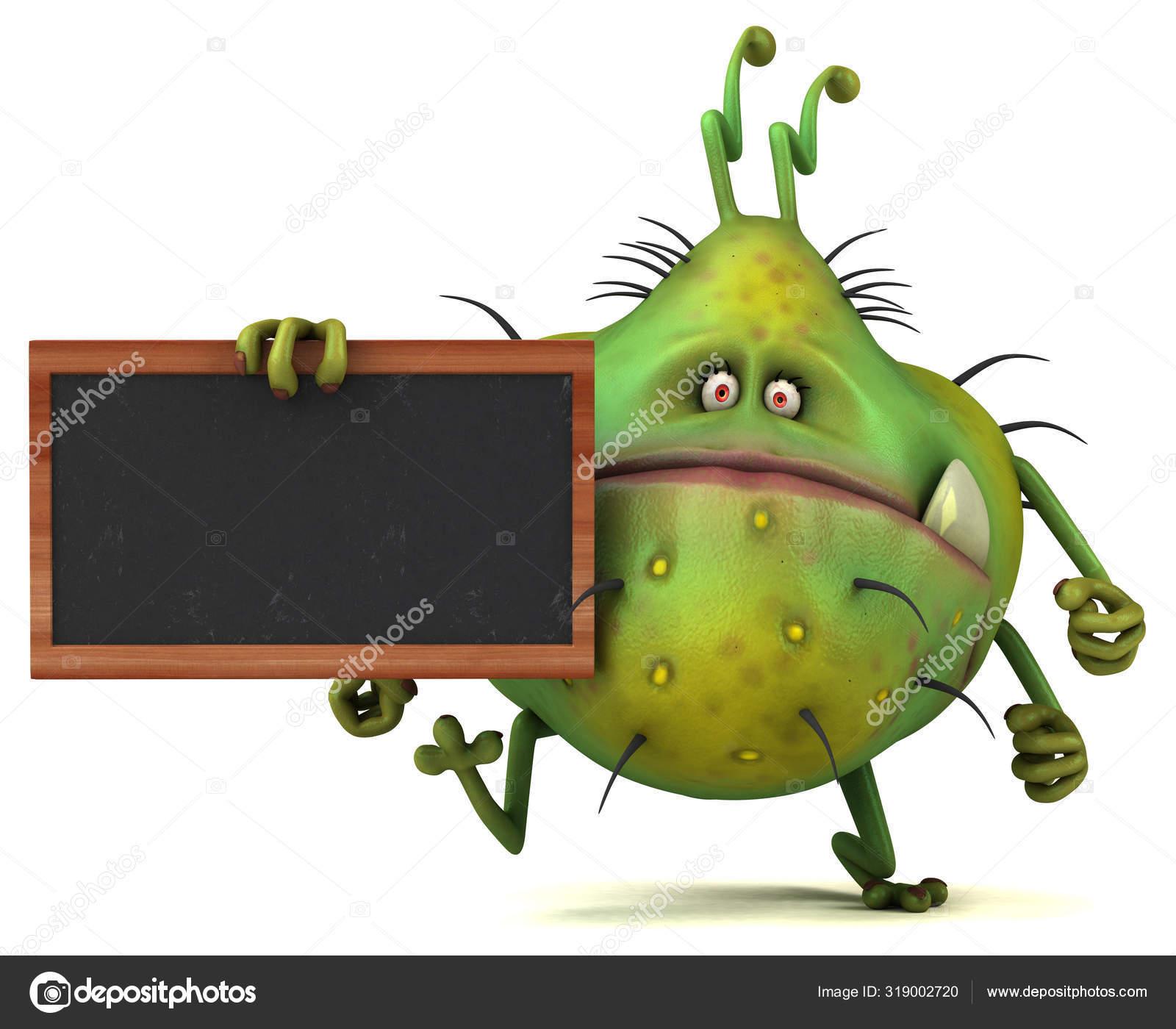 baktériumcseppek a parazitákról fotó