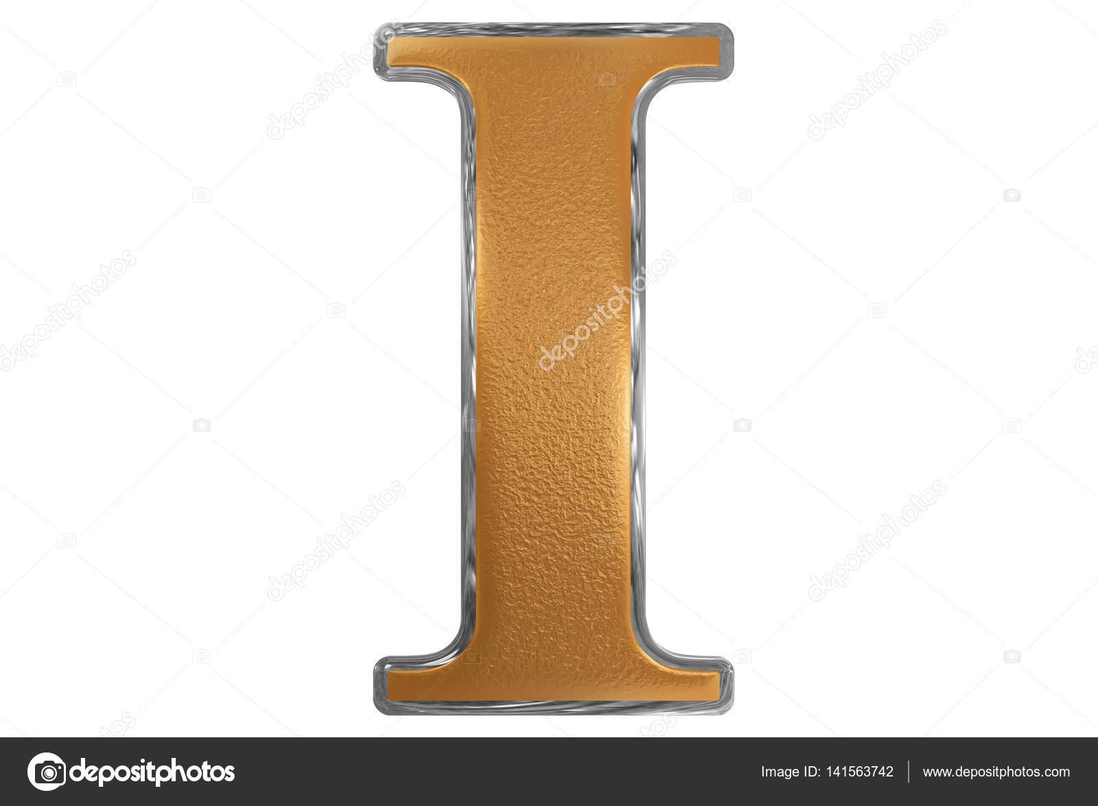 Imágenes Numero Romano 1 Número Romano I Unus 1 Uno Aislado
