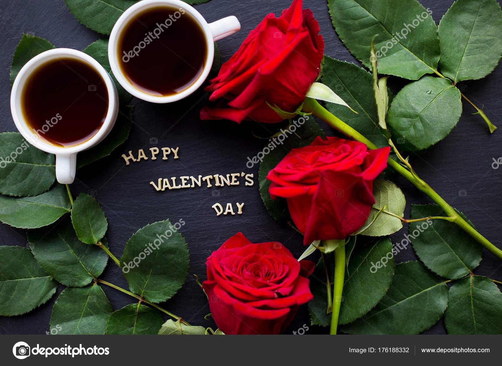 Elemente für den St. Valentinstag — Stockfoto © sfinks #176188332