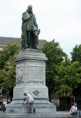 William the first statue, Prince of Orange