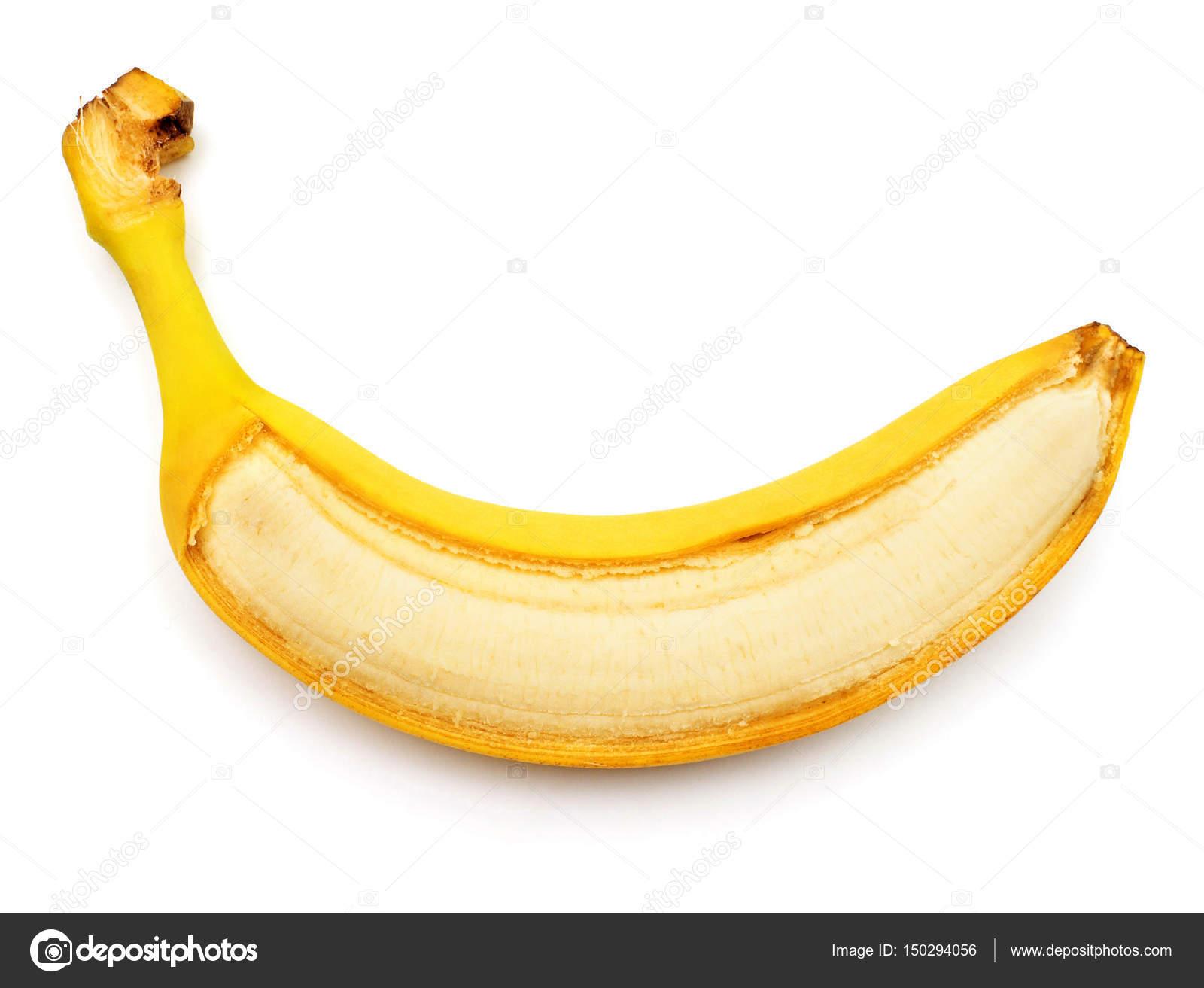 Banane Ohne Schale Stockfoto C Ian 2010 150294056