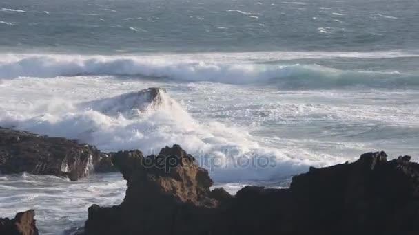 Atlanti-óceán-vihar, Portugália