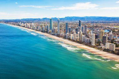 Surfers Paradise on Gold Coast